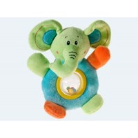 Mes Amis Elefant rangle 19 cm
