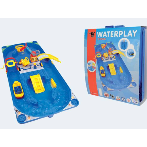 Image of Big Waterplay Stor Vandbane 115X50Cm