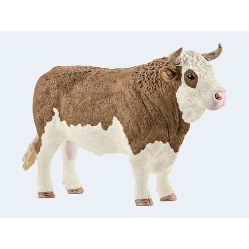 Image of   Schleich Simmental tyr