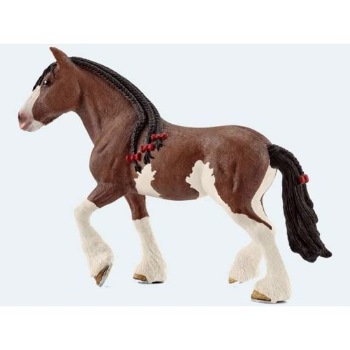 Schleich, Clydesdale hoppe