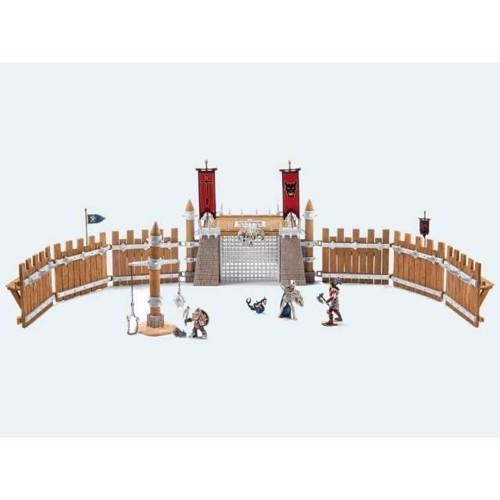 Image of Schleich, Kamp arena med tilbehør (4005086422735)