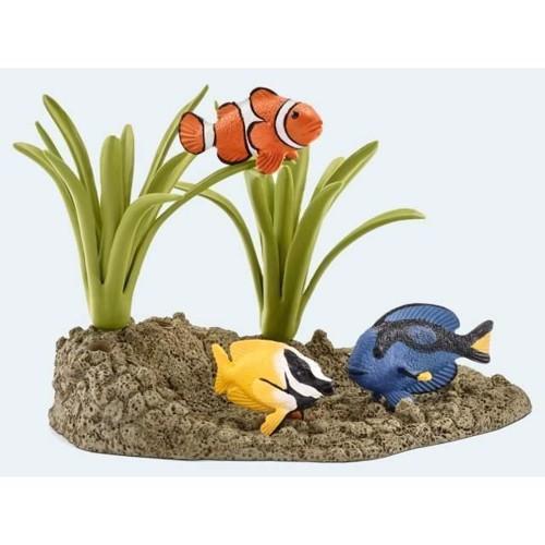 Image of Schleich, koral fisk (4005086423275)
