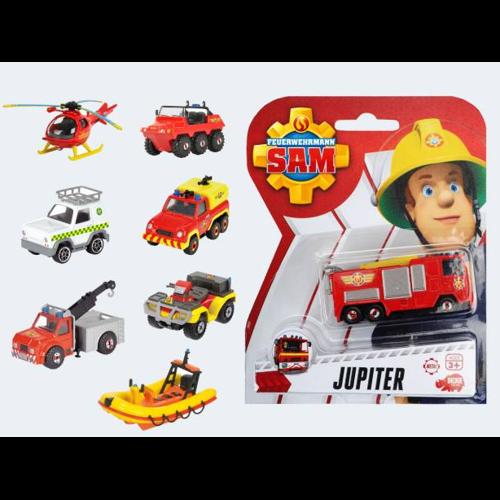 Image of Brandmand Sam brand køretøj
