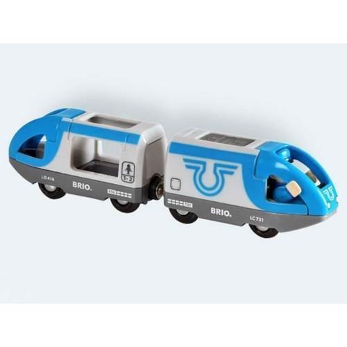Image of BRIO passagertog elektrisk
