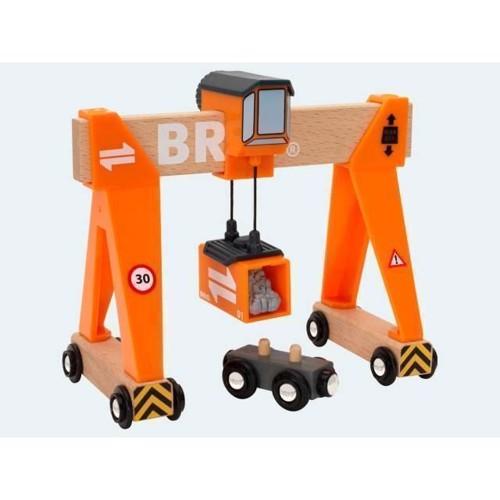 Image of BRIO container kran
