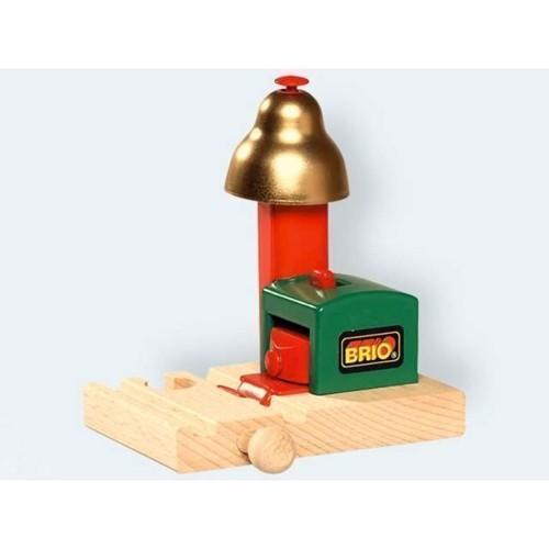 Image of BRIO magnetisk klokke 8cm