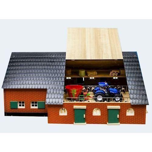 Image of Stald hus 1:3277x57cm