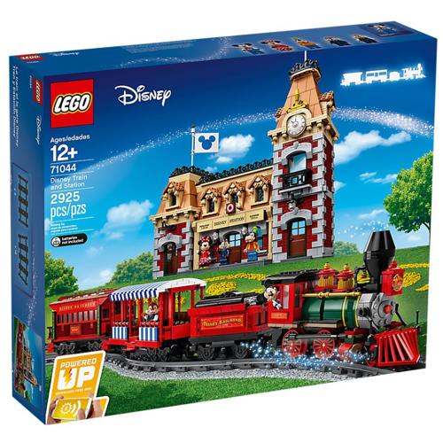Image of LEGO 71044, Disney Tog & Banegård