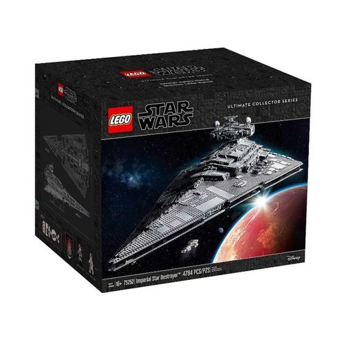 Image of LEGO 75252, Star Wars, Stjernedestroyer