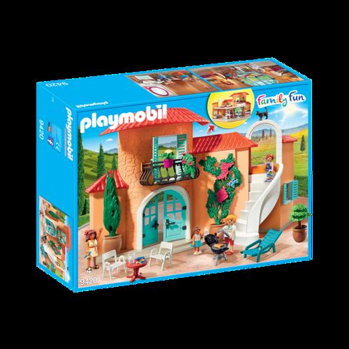 Image of Playmobil 9420 Solrig Ferievilla