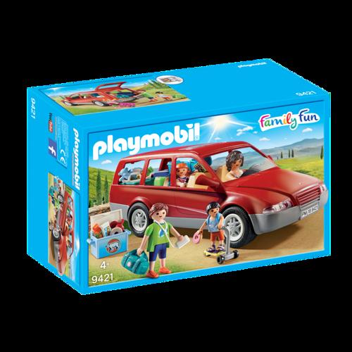 Image of Playmobil 9421 Familiebil