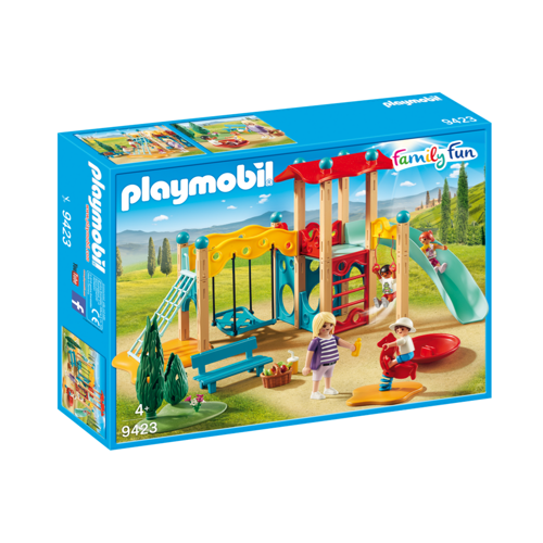Image of Playmobil 9423 Stor Legeplads