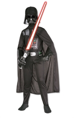 Star Wars Darth Vader Udklædningstøj (3-10 år)(Str. 122/S)