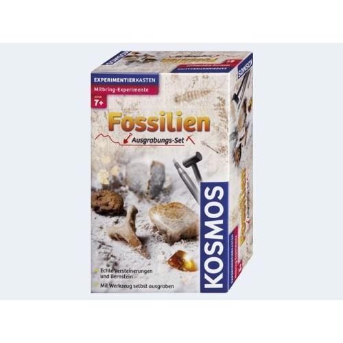 Image of   Kosmos udgravningssæt med Fosiler