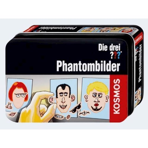 Image of Kosmos Die drei ??? Phantom billeder (4002051631277)