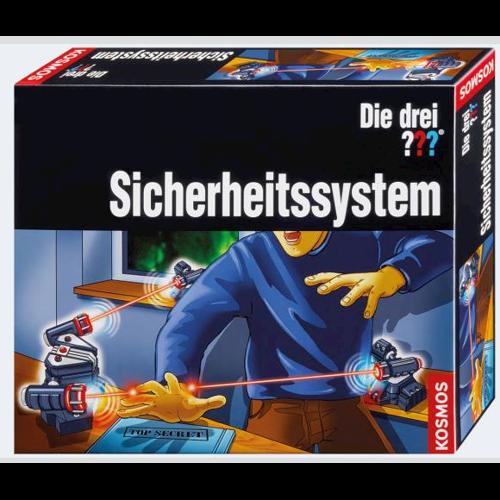 Image of Kosmos Die drei ??? spionudstyr sikkerhedssystem (4002051631956)