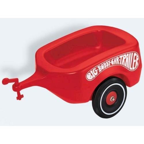 Image of   Trailer 50cm Bobbycar rød