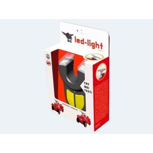 Image of Big LED-Light og horn til Bobby Car (4004943564687)