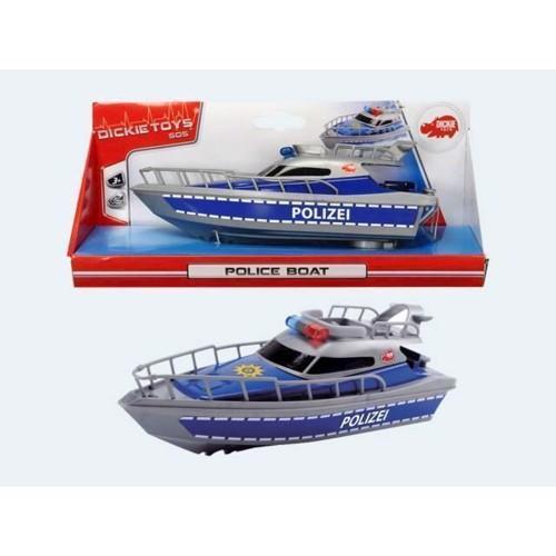 Image of Politibåd 23cm til batterier (4006333039768)