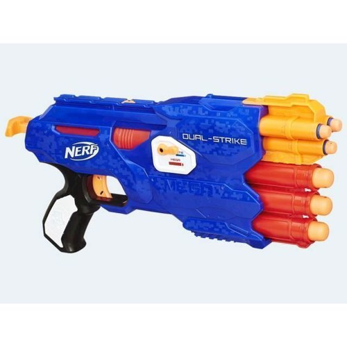 Image of   Nerf N_Strike Elite DualStrike