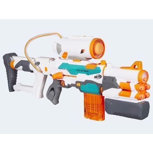 Image of   Nerf N_Strike Elite Modulus Tri Strtike Blaster