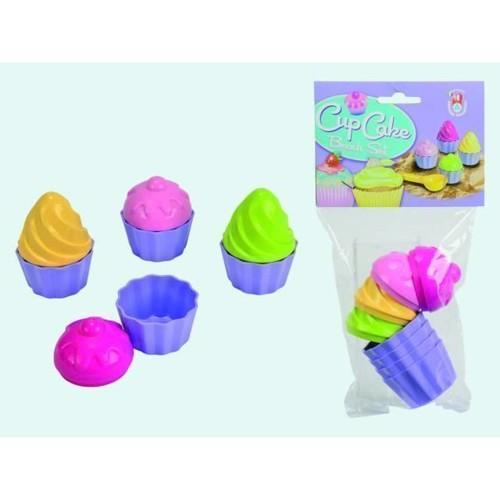Image of   Sandforme 6cm Cupcake 8 Stk