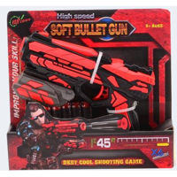 Serve & Protect Shooter 18cm med 6 soft pile