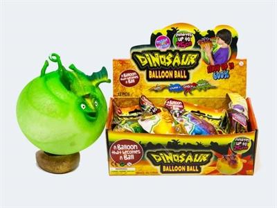 Image of   Ballon bold 25cm Dinosaur