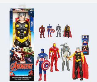 MARVEL AVENGERS ACTION FIGURER