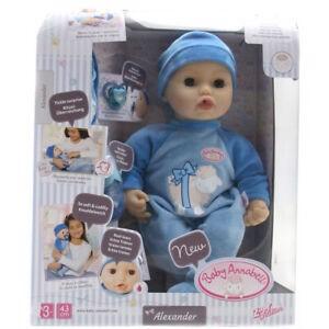 Image of Baby Annabell Alexander Drenge Dukke