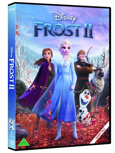 Image of Disney Frost 2 / Frozen 2, DVD (8717418560157)