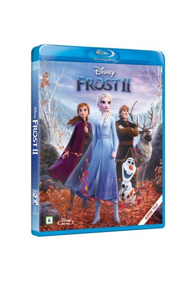 Image of Frost 2 / Frozen 2, Blu-ray (8717418560201)