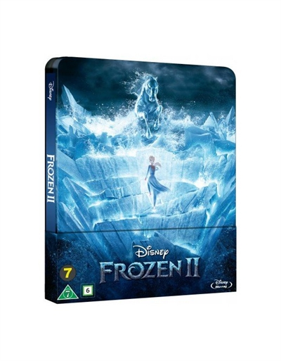 Image of Disney Frost II, Blu-ray, Steelbook (8717418560249)