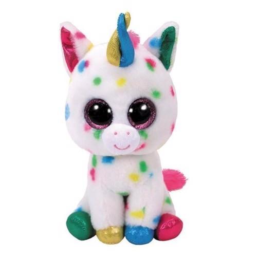 Image of   Ty Beanie Boo XL Unicorn - Harmony, 42cm