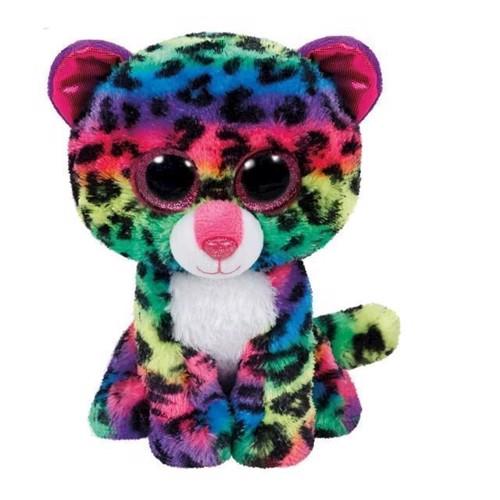 Image of   Ty Beanie Boo bamse, katten Dotty 15 cm