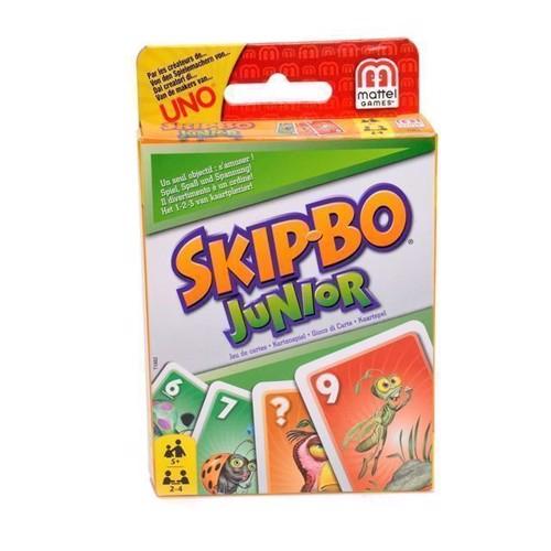 Image of Spil, Skip-Bo Junior
