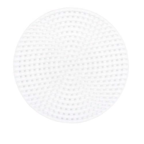 Image of   Hama perleplade, rund