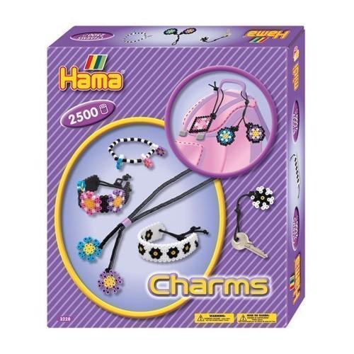 Image of   Hama perlesæt smykker, 2500 stk