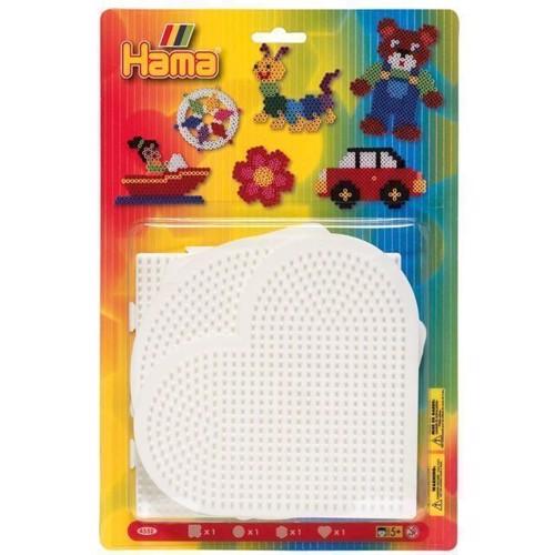 Image of Hama perleplader, 4 stk (0028178045524)