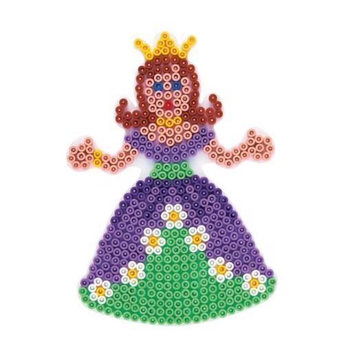 Image of Hama perleplade, prinsesse (0028178258061)