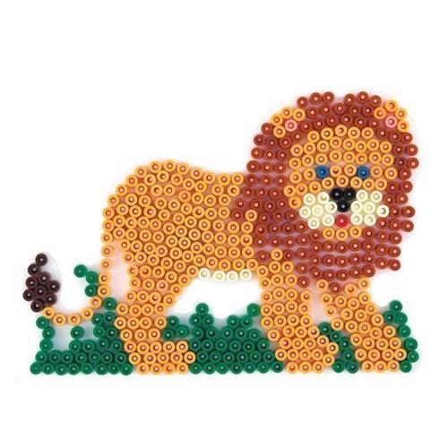 Image of Hama perleplade, løve (0028178293000)