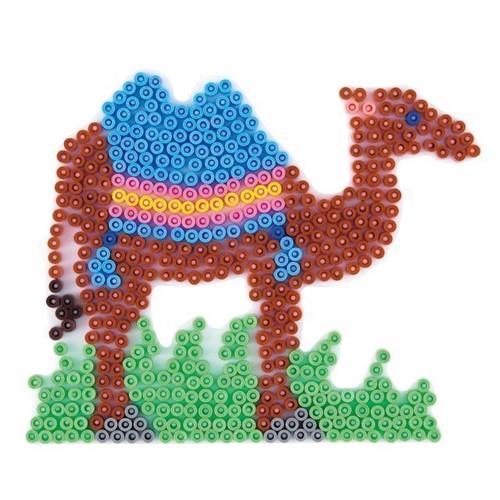 Image of Hama perleplade, kamel (0028178294007)
