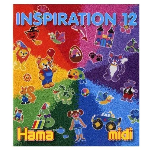 Image of Hama inspirations bog, nr. 12 (0028178399122)