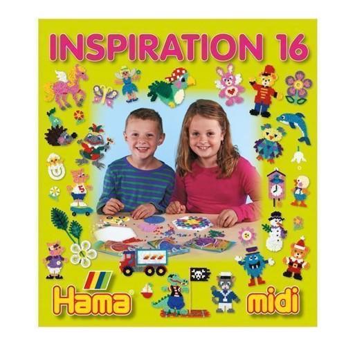 Image of Hama inspirations bog, nr. 16 (0028178399160)