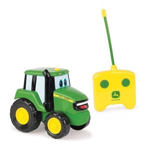 Image of Fjernstyret John Deere traktor