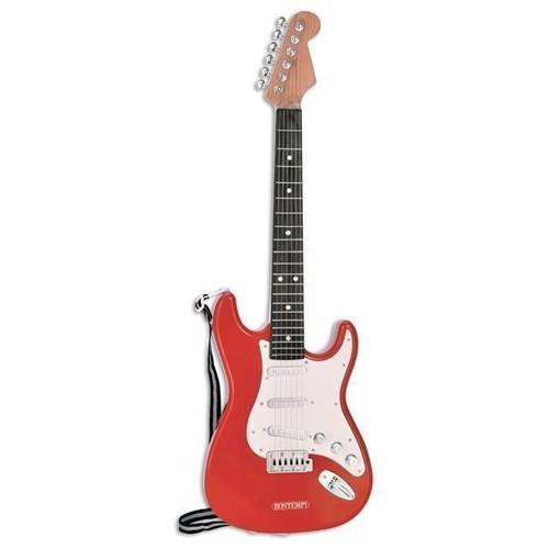 Image of   Elektrisk Guitar Bontempi Rød