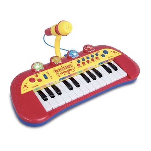 Image of Keyboard med mikrofon - Bontempi