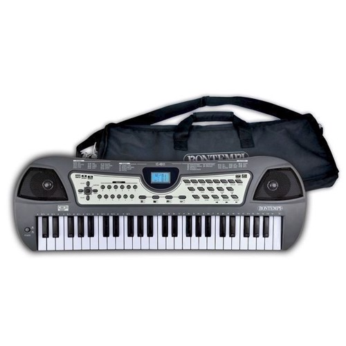 Image of   Keyboard, Bontempi Deluxe, 49 tangenter