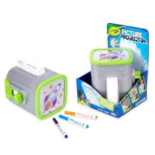 Image of Crayola Picture Projector (0071662072469)