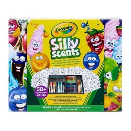 Image of   Crayola tegnesæt med dufte